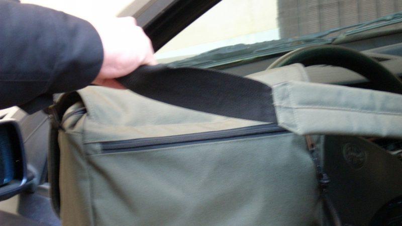 rubano la borsa