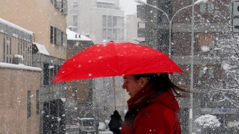 arriva la neve