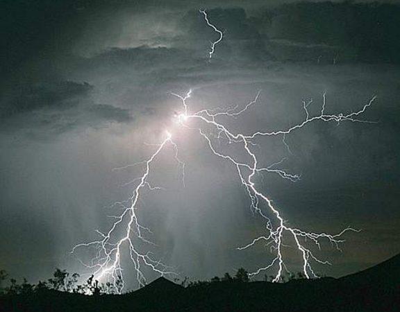 pioggia e temporali