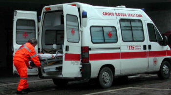 Espode airbag triverese in ospedale
