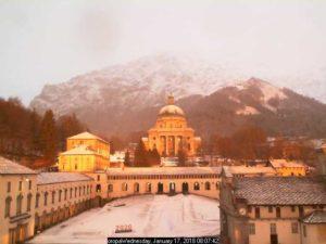 Neve ad Oropa