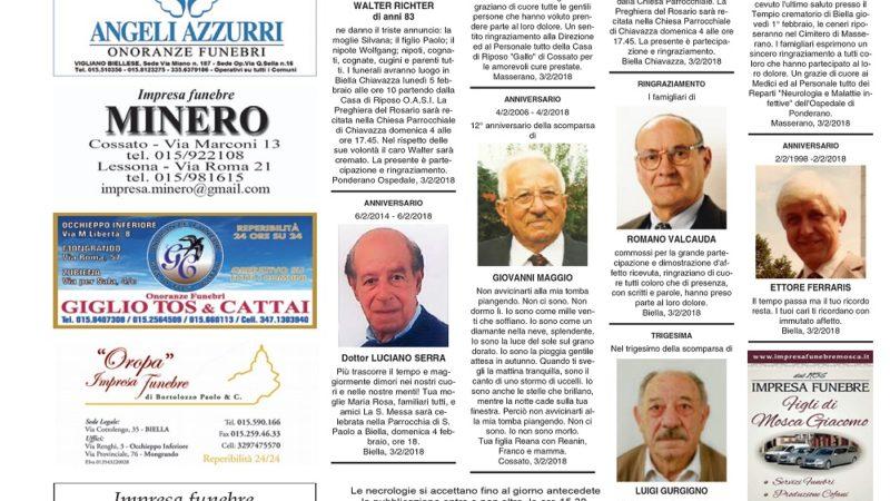pagina necrologi