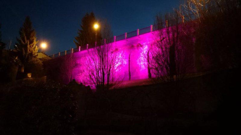 Illuminazione ponte della Torrazza, diventerà tricolore - La ...