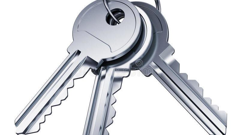 Smarrito mazzo di chiavi al villaggio lamarmora la for Disegni del mazzo del cortile anteriore