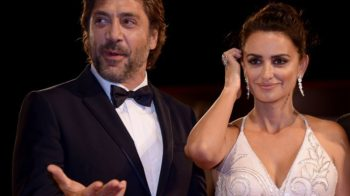 Javier Bardem sceglie Zegna per sfilare sul red Carpet la sera del debutto