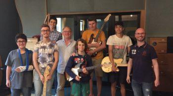 Giovani chitarristi