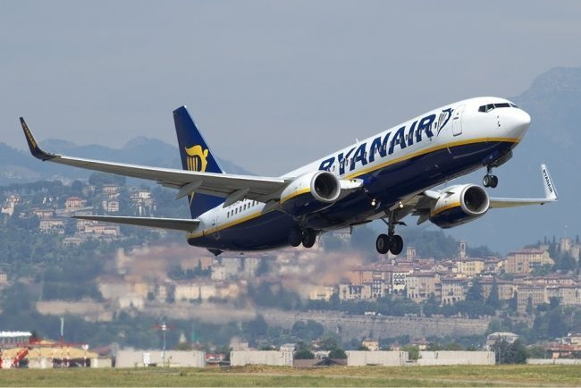 Ryanair introduce il