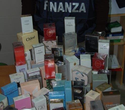 profumi contraffatti