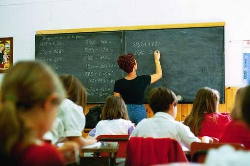 mancanza insegnanti