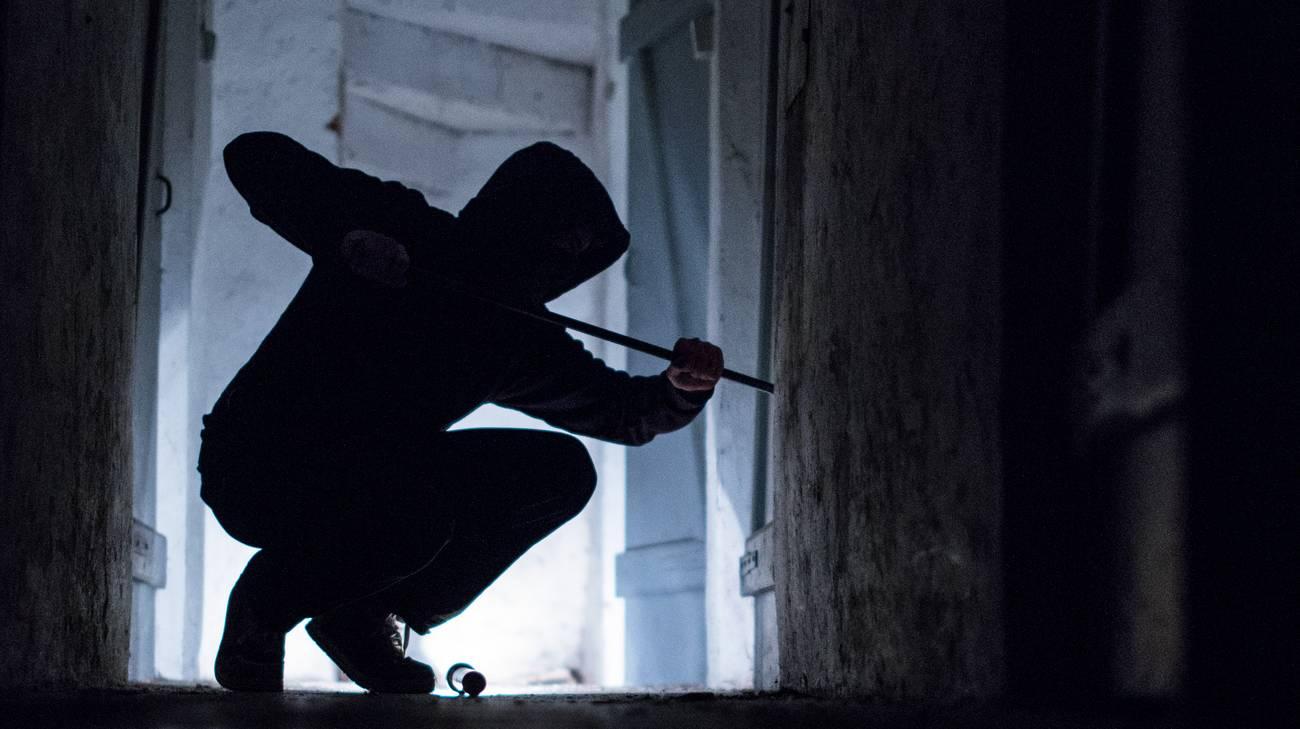 ladri in casa