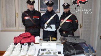 Presunti rapinatori arrestati