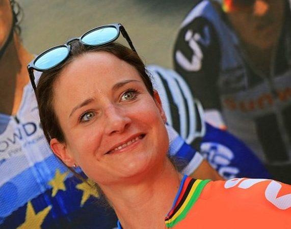 Giro Rosa: Borghesi, è la vittoria più importante per me