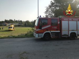 incidente fontaneto