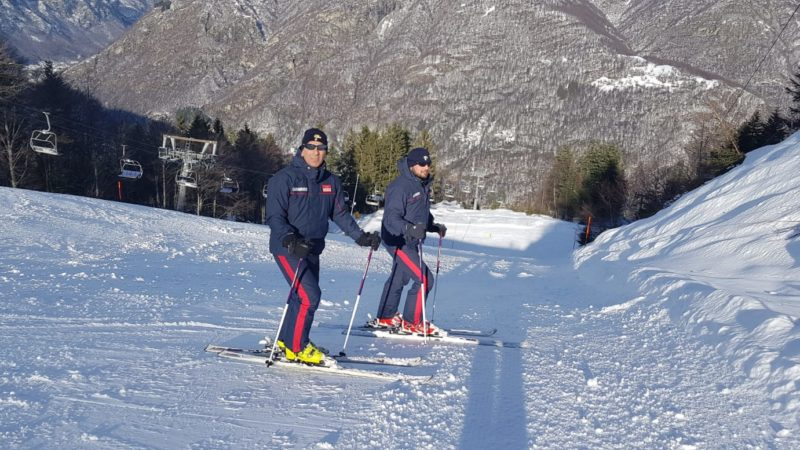 sciatrice minorenne