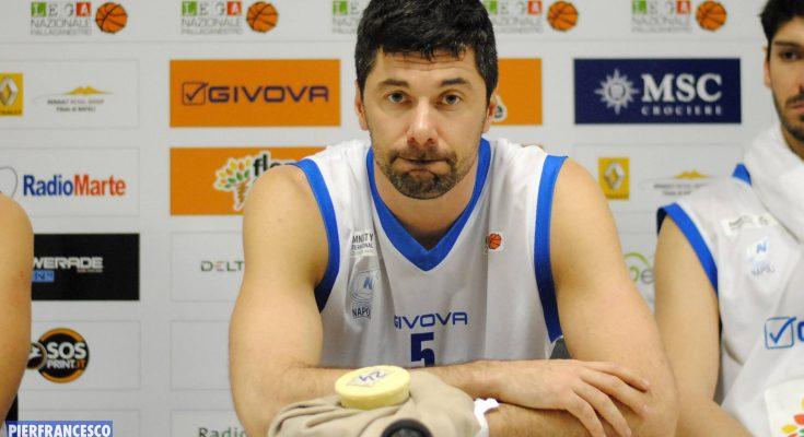Coronavirus, positivo l'ex Napoli Basket Malaventura: cestista in ospedale per una polmonite