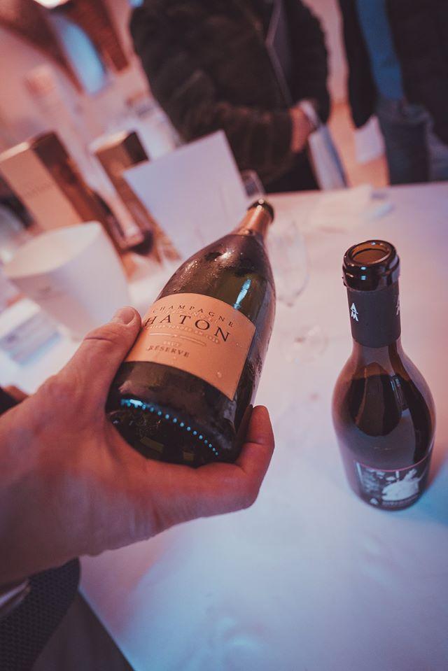 champagne haton