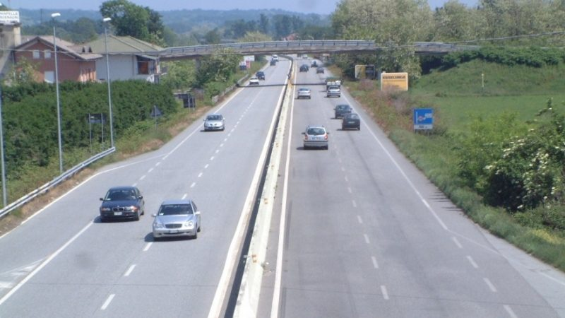 incidente in superstrada