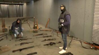 traffico di armi