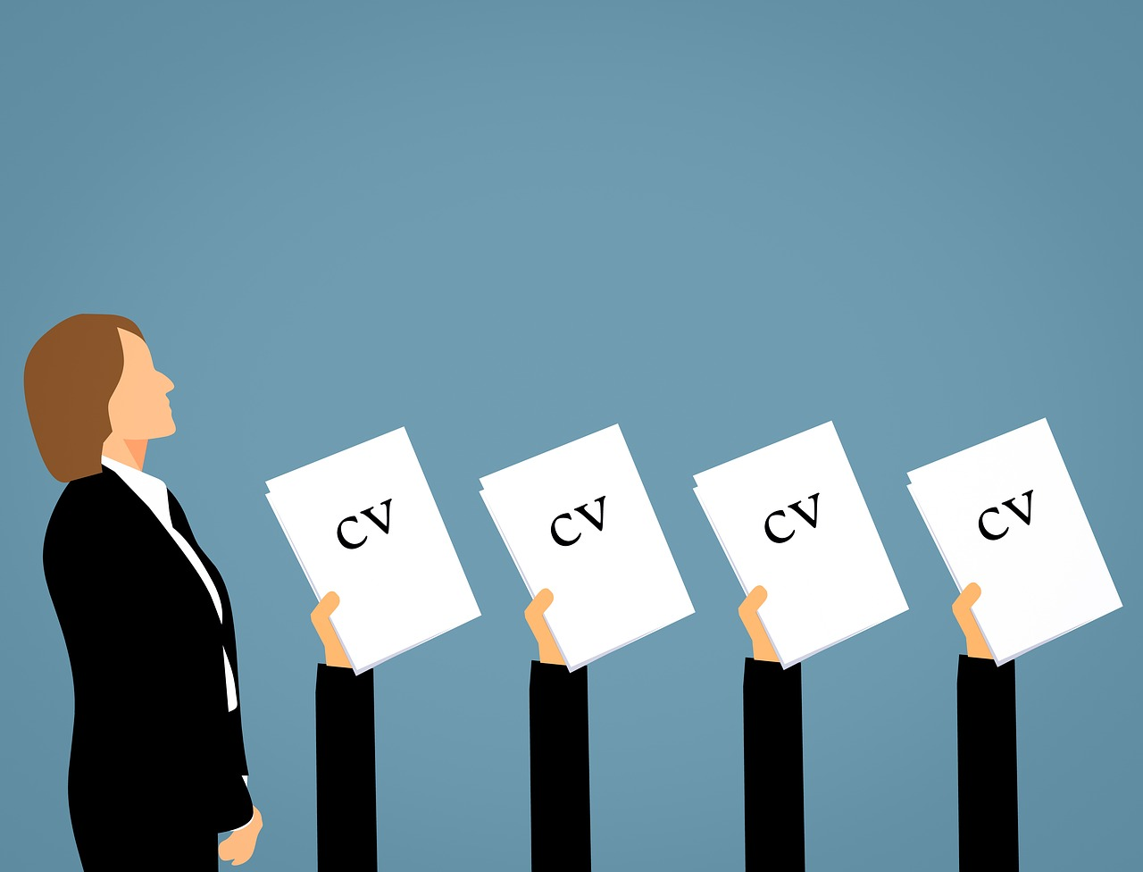 CV online (Pixabay)