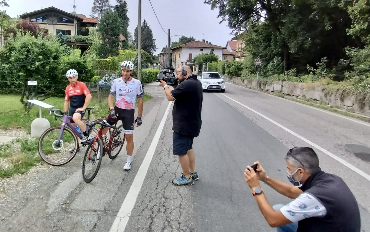 Ciclismo in tv