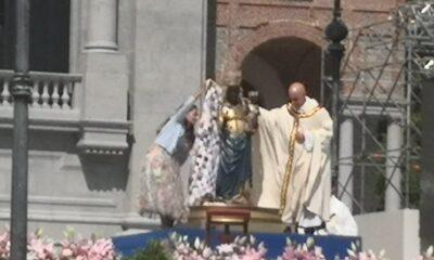 incoronazione della Madonna